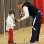 2012 Camp w Coach Tim and Zack Whitely