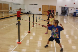 Sport specific skills training