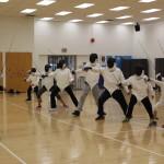 Sabre Fencing Camp