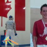 Burke Willson - Gold U15 Sabre - Asian Community Games Markham, ON